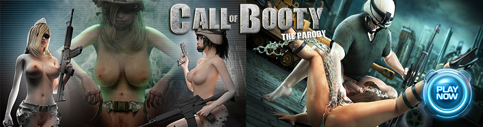 Call of Booty, The Parody! Call of Duty Girls Gone Wild! (SexyDamnHub.com / #SexyDamnHub)