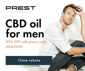 CBD Oil for men